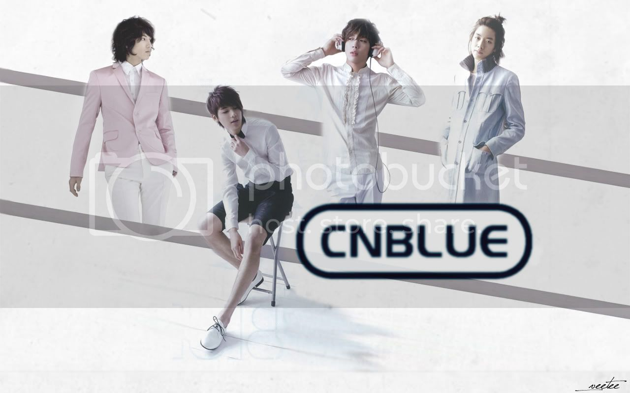 CN Blue Wallpaper Background